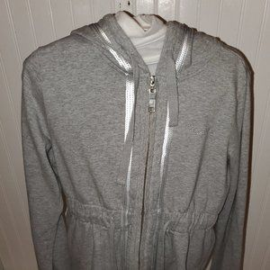 Womens DKNY Active Hoodie L